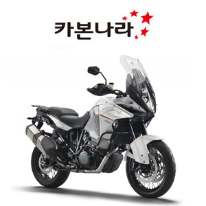 KTM 1290 Super Adventure 2015 Rear Tail Fairing 오토바이 카본