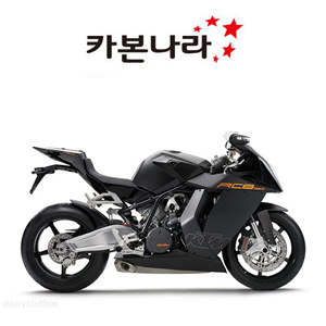 KTM RC8 08-10 Center Tail Fairing 오토바이 카본