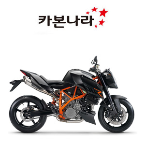 KTM Superduke 990 08-10 Fender 오토바이 카본