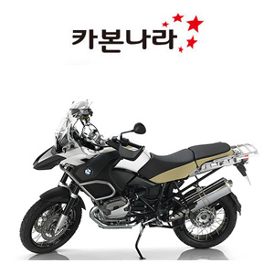 BMW GS1200 Adventure 2012 Side Parts Together Wiith BM128 오토바이 카본