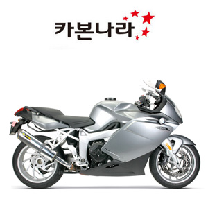 BMW K1200S Front Fairing Cover 오토바이 카본
