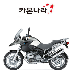 BMW GS1200 2007 Side Parts Of The Tank 오토바이 카본