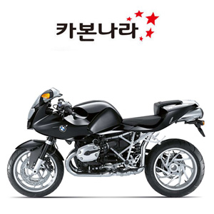 BMW R1200S Chain Cover 오토바이 카본