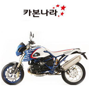 BMW HP2 Megamoto Upper Rear Seat 오토바이 카본