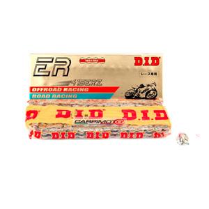 MT-03/CBR300R/CBR250R/415체인 YZF-R3/쿼터급 140링크 레이스용 DID GP금장체인