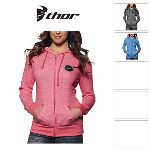 [Thor/오프로드 후드집업]WOMEN'S WINNERS CIRCLE ZIP-UP HOODY (PINK)