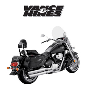 [반스&힌스 머플러]VANCE&HINCES/exhaust/big shots staggered/SUZUKI (CONT) C90 Boulevard 05-09 [1810-1613]