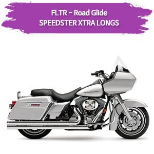 (98-08) XTRA LONGS SPEEDSTER 풀시스템 할리 머플러 코브라 베거스 로드 글라이드