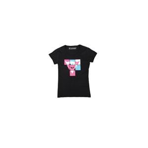 다이네즈 상의, 다이네즈 티셔츠 Dainese Andy Lady (Black) - 여성용