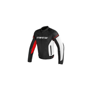 다이네즈 자켓 Dainese D-Frame Tex (Black/White/Red)