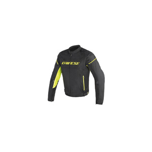 다이네즈 자켓 Dainese D-Frame Tex (Black/Yellow)