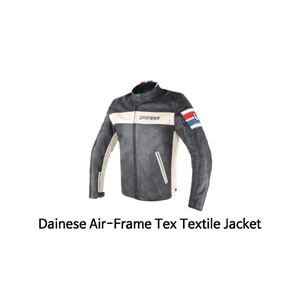 다이네즈 자켓, 가죽 자켓 Dainese HF D1 Air Leather Jacket Perforated (Black/White/Red/Blue)