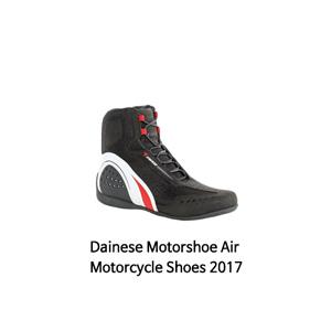 다이네즈 부츠 Dainese Motorshoe Air Motorcycle Shoes 2017 (Black/White/Red)