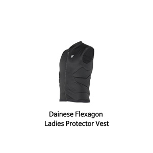 다이네즈 보호대 Dainese Flexagon Ladies Protector Vest (Black) - 여성용