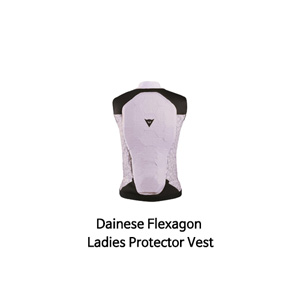 다이네즈 보호대 Dainese Flexagon Ladies Protector Vest (Violet/Black) - 여성용