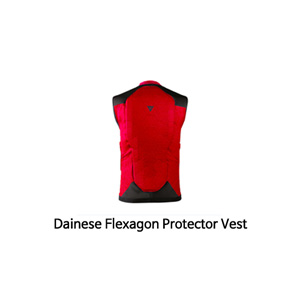 다이네즈 보호대 Dainese Flexagon Protector Vest (Red)