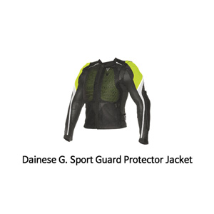 다이네즈 보호대 Dainese G. Sport Guard (Black/Yellow)