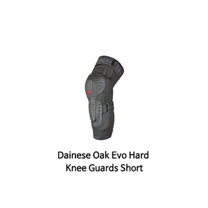 다이네즈 보호대 Dainese Oak Evo Hard Knee Guards Short