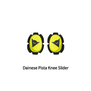 다이네즈 보호대 Dainese Pista Knee Slider (Yellow)