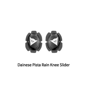 다이네즈 보호대 Dainese Pista Rain Knee Slider (Black/White)