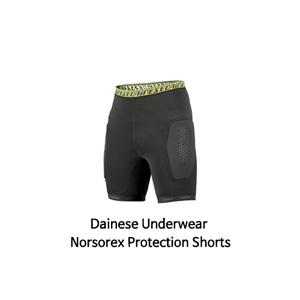다이네즈 보호대 Dainese Underwear Norsorex Protection Shorts