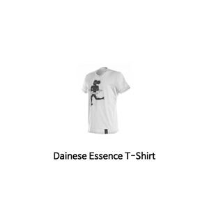 다이네즈 상의, 다이네즈 티셔츠 Dainese Essence T-Shirt (White)