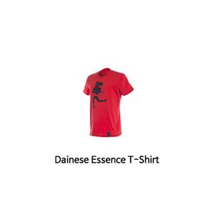 다이네즈 상의, 다이네즈 티셔츠 Dainese Essence T-Shirt (Red)
