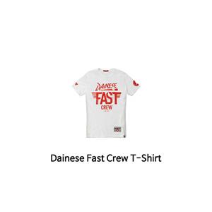 다이네즈 상의, 다이네즈 티셔츠 Dainese Fast Crew T-Shirt (White)