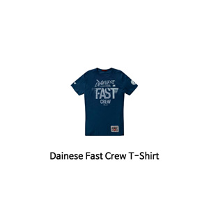 다이네즈 상의, 다이네즈 티셔츠 Dainese Fast Crew T-Shirt (Blue)