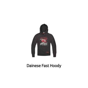 다이네즈 상의, 다이네즈 티셔츠 Dainese Fast Hoody (Black)