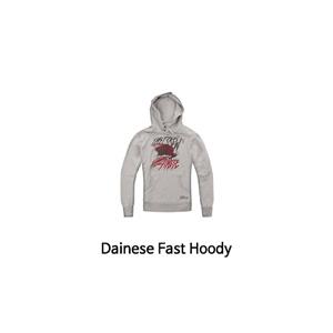 다이네즈 상의, 다이네즈 티셔츠 Dainese Fast Hoody (Grey)