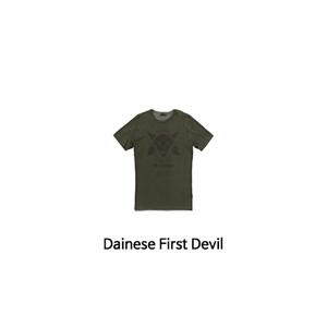 다이네즈 상의, 다이네즈 티셔츠 Dainese First Devil (Military Green)