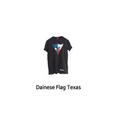 다이네즈 상의, 다이네즈 티셔츠 Dainese Flag Texas