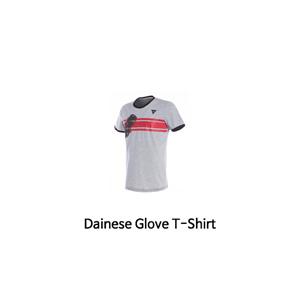 다이네즈 상의, 다이네즈 티셔츠 Dainese Glove T-Shirt (Grey)