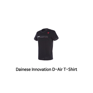 다이네즈 상의, 다이네즈 티셔츠 Dainese Innovation D-Air T-Shirt (Black)