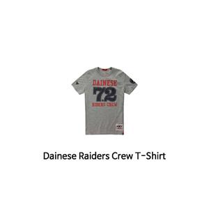 다이네즈 상의, 다이네즈 티셔츠 Dainese Raiders Crew T-Shirt (Grey)
