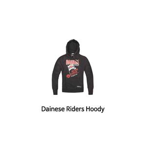 다이네즈 상의, 다이네즈 티셔츠 Dainese Riders Hoody (Black)