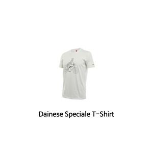 다이네즈 상의, 다이네즈 티셔츠 Dainese Speciale T-Shirt (White)