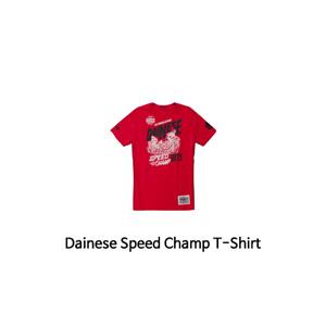 다이네즈 상의, 다이네즈 티셔츠 Dainese Speed Champ T-Shirt (Red)