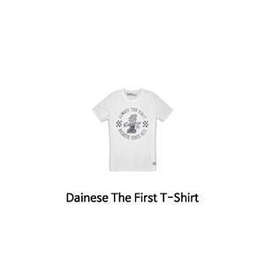 다이네즈 상의, 다이네즈 티셔츠 Dainese The First T-Shirt (White)