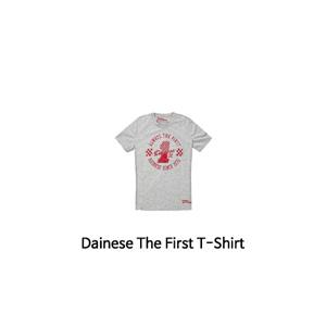 다이네즈 상의, 다이네즈 티셔츠 Dainese The First T-Shirt (Grey)