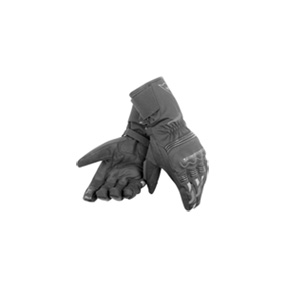 다이네즈 장갑 Dainese Tempest Unisex D-Dry Long Motorcycle Gloves (Black) - 남성,여성용