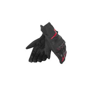 다이네즈 장갑 Dainese Tempest Unisex D-Dry (Black/Red) - 남성,여성용