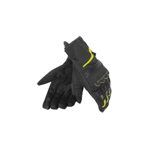 다이네즈 장갑 Dainese Tempest Unisex D-Dry (Black/Yellow) - 남성,여성용