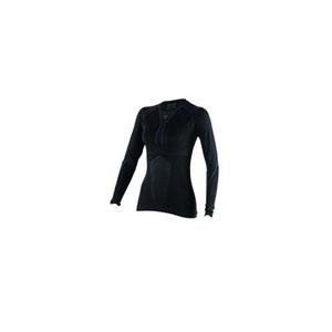 다이네즈 언더웨어, 다이네즈 속옷 Dainese D-Core Dry Tee LS - Lady (Black/Anthracite) - 여성용