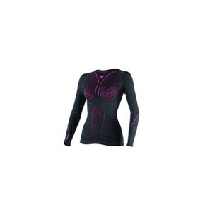 다이네즈 언더웨어, 다이네즈 속옷 Dainese D-Core Thermo Tee LS Lady (Black/Fuxia) - 여성용