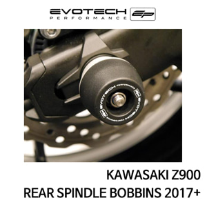 가와사키 Z900 리어휠스윙암슬라이더 2017+ 에보텍