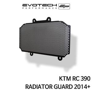 KTM RC390 라지에다가드 2014+ 에보텍