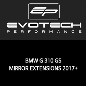 BMW G310GS MIRROR EXTENSIONS 2017+ 에보텍
