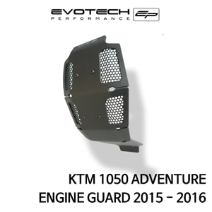KTM 1050ADVENTURE ENGINE GUARD 2015-2016 에보텍